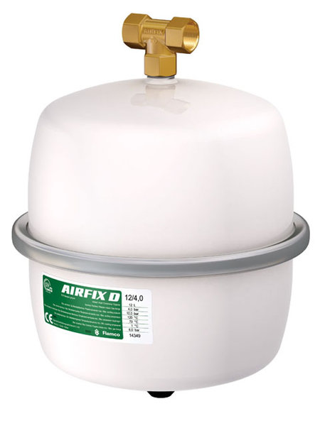 flamco airfix ausdehnungsgef f r trinkwasser d 18 10 bar d 245 mm. Black Bedroom Furniture Sets. Home Design Ideas
